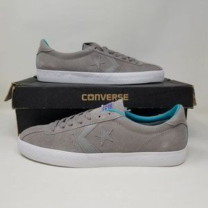 Converse Cons Break Point Ox Mens Skate Shoes Grey